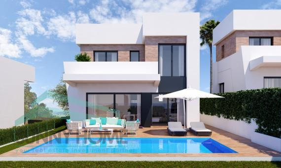 premium villa in Finestrat