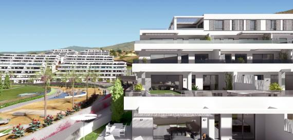 new development in Sierra Cortina