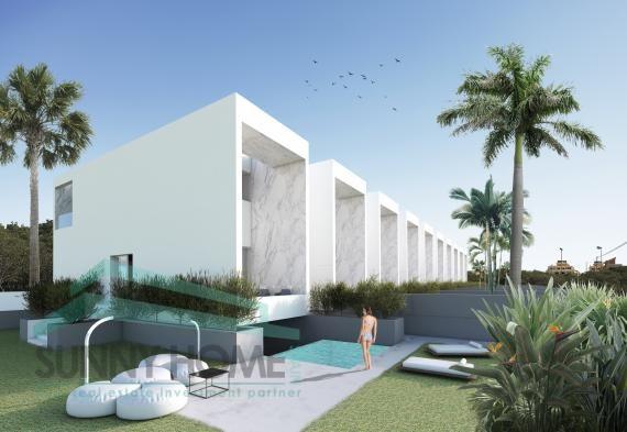 10 moderne villas in ALBIR