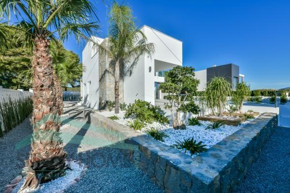 villa moderne a Calpe