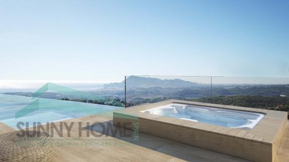 villa Lucia in Altea  Monterico