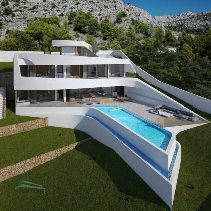 villa Alma in Altea Hills