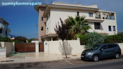 groundfloor appartment in ALbir
